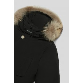 Giubbino nero Arctic Parka Woolrich bambino invernale 12 anni-16 anni