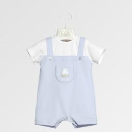 Pagliaccetto  Lalalu' neonato 1mese- 3 mesi